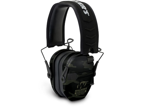 Walker's Digital Razor PRO Electronic Earmuffs (NRR 23dB)