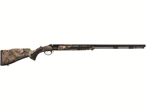 "Traditions Vortek StrikerFire Muzzleloading Rifle 50 Caliber 28"" Barrel Synthetic Stock"