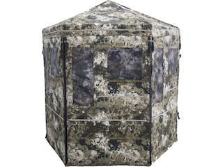 Hawk Down & Out Warrior Panel Blind Camo