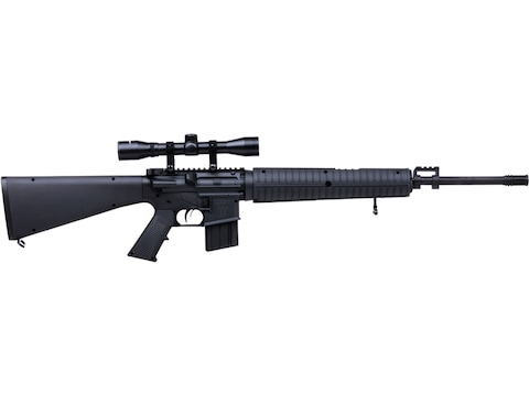 DPMS AR Air Rifle 177 Caliber Pellet with Scope