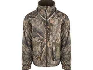 Drake Men's Refuge 3.0 Fleece-Lined Jacket Mossy Oak Shadow Grass Habitat 2XL
