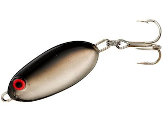 Bomber Slab Spoon 7/8 oz Metachrome Black Back