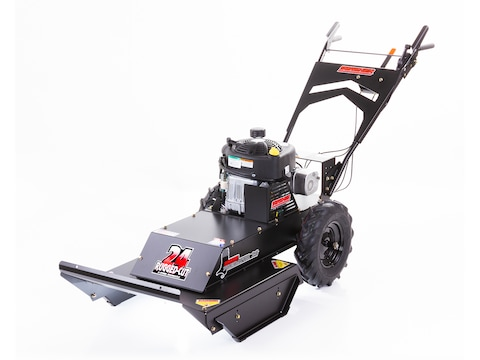 Swisher Walk Behind Rough Cut Trail Cutter 24""