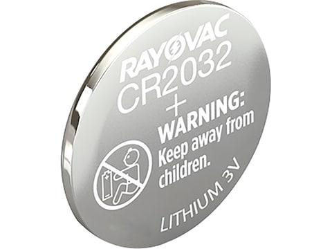 Rayovac Battery CR2032 3 Volt Lithium