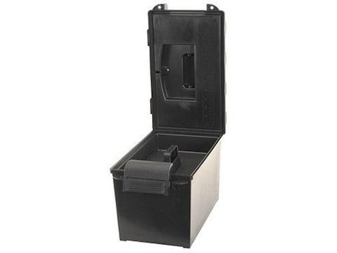 MTM Powder Dry Box Polymer Black