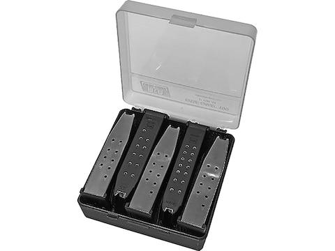 MTM Compact Pistol Magazine Case Clear
