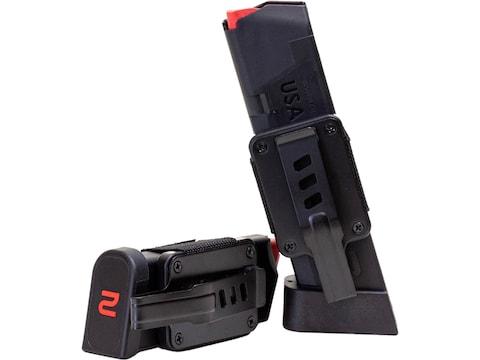 Techna Clip Universal Pocket MAG Magazine Carrier Polymer Black