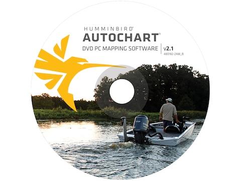 Humminbird AutoChart PC North America