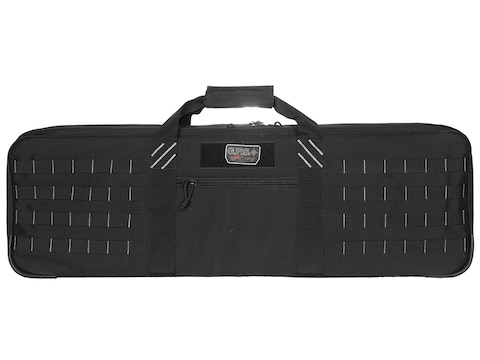 """G.P.S. Tactical Hardsided Special Weapon Case 34"""" Nylon Black"""