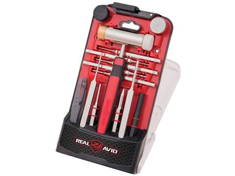Real Avid Accu-Punch Hammer and AR-15 Pin Punch Set