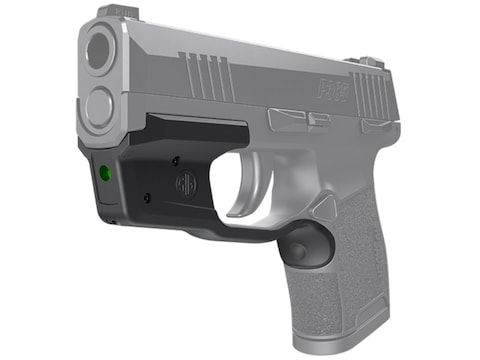 Sig Sauer LIMA365 Laser Grip Module Assembly Sig P365 Compact Black