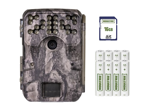 Moultrie A900i Trail Camera 30 MP Combo