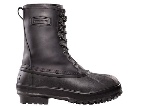 "LaCrosse Iceman 10"" Work Boots Rubber Black Men's"