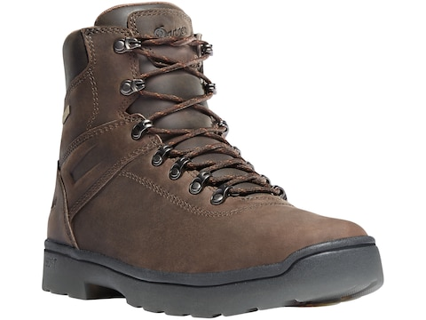 "Danner Ironsoft 6"" Non-Metallic Safety Toe Work Boots Leather Men's"