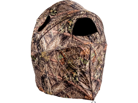 Ameristep Deluxe Tent Chair Ground Blind Mossy Oak Breakup Country