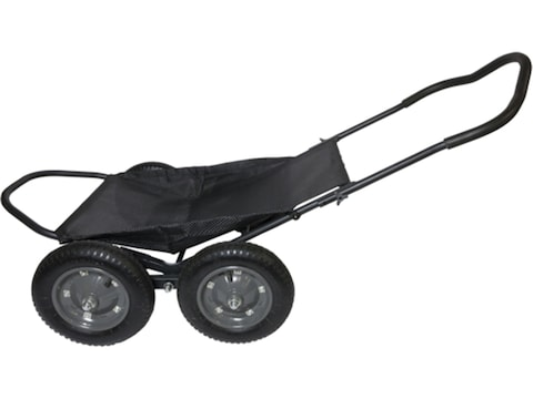 Hawk Crawler Game Cart Steel Black