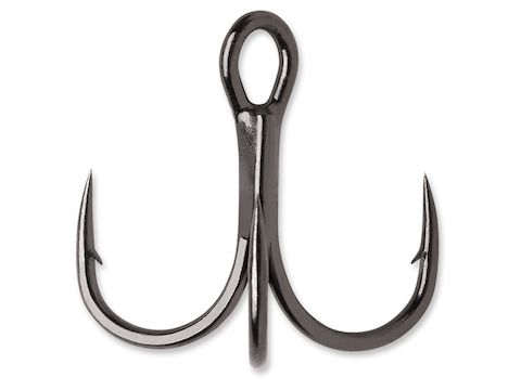 VMC Hybrid Short Shank Treble 1X Hook