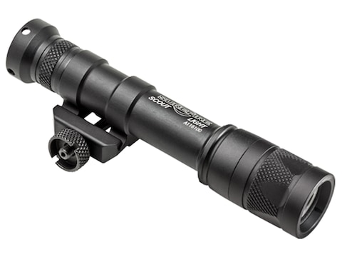 Surefire M600V IR Scout Light Weapon Light White and IR LED with 2 CR123A Batteries Alu...