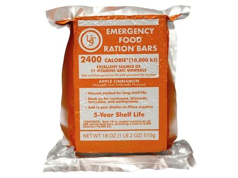 UST Emergency Food Rations