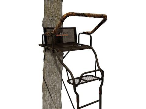 Big Game Warrior Elite 17' Ladder Treestand Steel