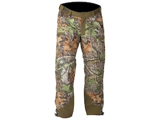 Banded Men's Lightweight Turkey Hunting Pants Polyester Mossy Oak Obsession Camo Large