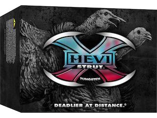 "Hevi-Shot Hevi-X Strut Turkey Ammunition 12 Gauge 3"" 1-1/2 oz #5 and #6 Non-Toxic Tungsten Shot Box of 5"