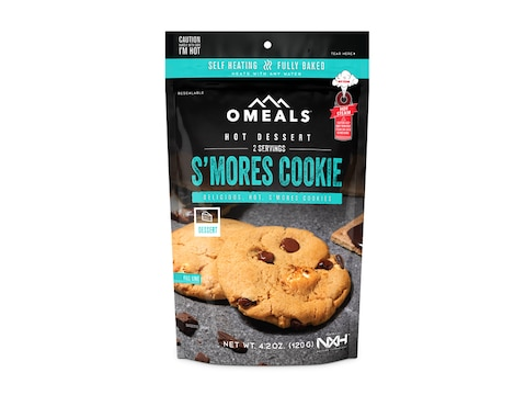 OMEALS S'Mores Self Heating Meal