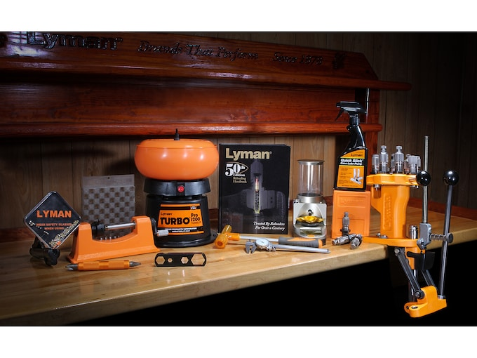 Lyman Ultimate Reloading Press Kit System
