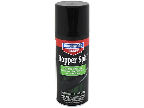 Birchwood Casey Hopper Spit Rust Protection 11 oz Aerosol