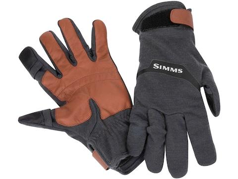 Simms Men's Lightweight Wool Flex Gloves
