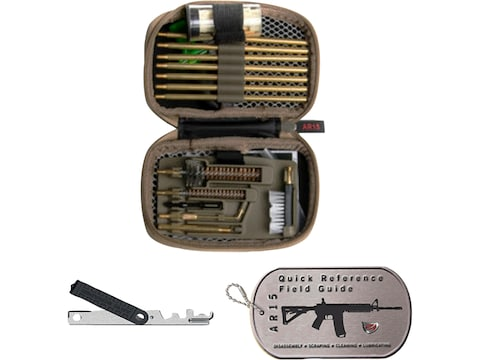 Real Avid AR-15 Pro Pack Cleaning Kit