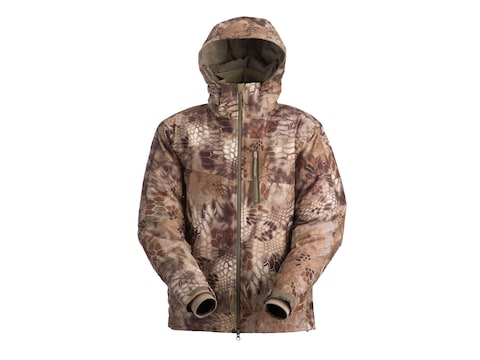 Kryptek Men's Aegis Extreme Waterproof Insulated Jacket Polyester Highlander Camo