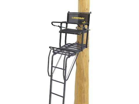 Rivers Edge Lockdown Wide Single 17 'Ladderstand