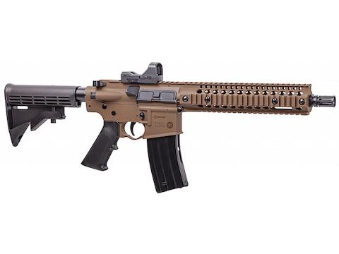 Crosman CFAR1X Full Auto CO2 177 Caliber BB Air Rifle with Red Dot