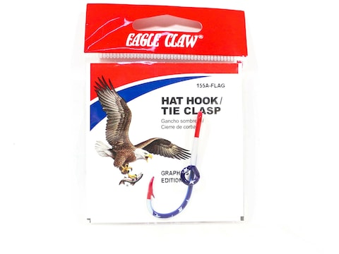 Eagle Claw Graphix Edition Hat/Tie Clasp