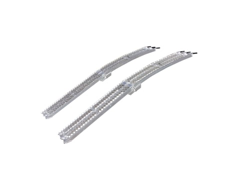 "YUTRAX TX107 89"" Folding Arched XL ATV Ramp Aluminum Pair"