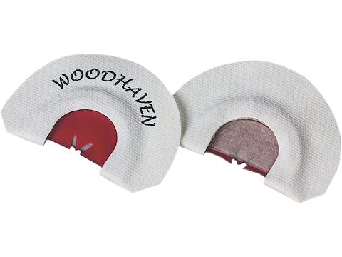 Woodhaven Red Wasp Diaphragm Turkey Call