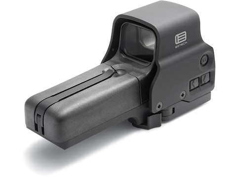 EOTech 558.A65 Holographic Weapon Sight 68 MOA Circle with 1 MOA Dot Reticle Matte AA B...
