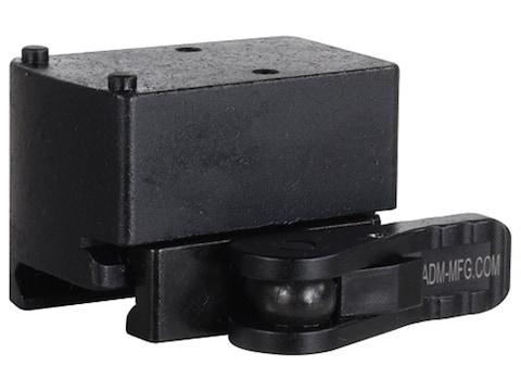 American Defense AD-RMR-CO Mini Quick-Release Trijicon RMR Mount Picatinny-Style AR-15 ...