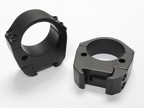 Talley Modern Sporting Picatinny-Style Rings Matte