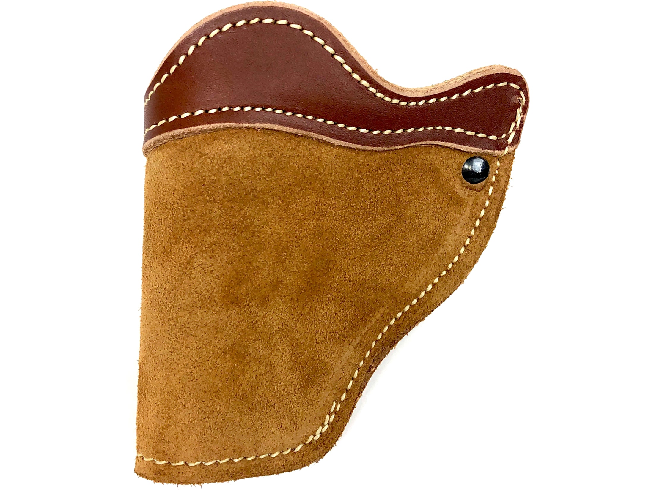 Hunter IWB Holster Right Hand S&W M&P Shield Ruger LCR Leather Tan