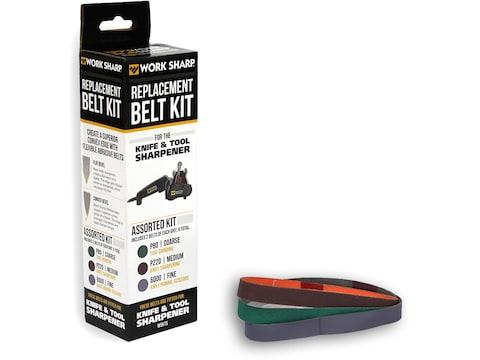 Work Sharp Assorted Belt Accessory Kit