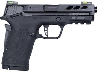 """Smith & Wesson M&P Shield EZ 380 ACP Semi-Automatic Pistol 3.8"""" Ported Barrel 8-Round"""