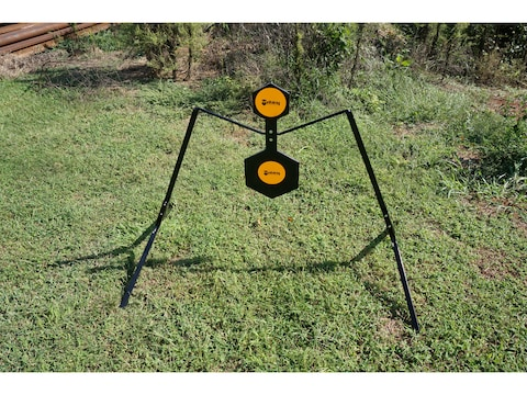 "Viking Solutions AR500 Steel 3/8"" Rifle Spinner Target"