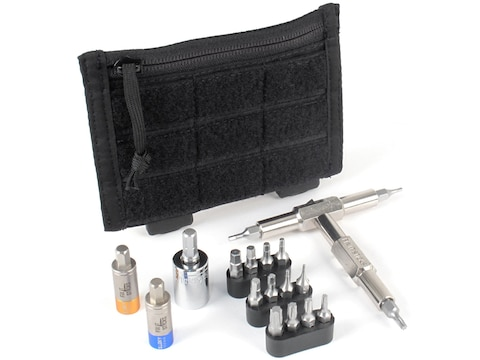 Fix It Sticks Bit Driver Kit Two Limiter with Pouch 45 and 15 inch-pounds