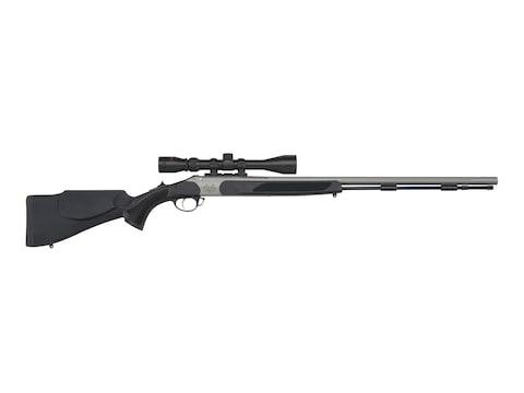 "Traditions Vortek StrikerFire VAPR Muzzleloading Rifle 50 Caliber 28"" Stainless Steel C..."