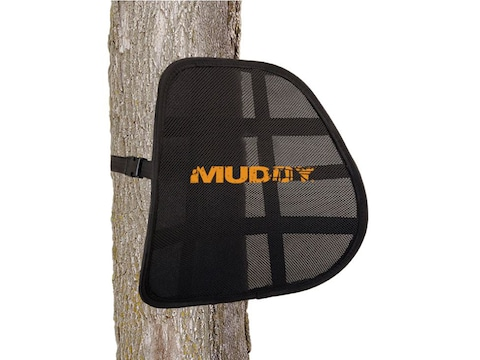 Muddy Outdoors Spring Back Lumbar Support Black