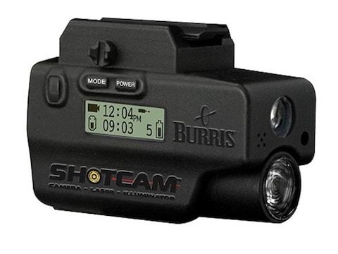 Burris Shotcam Digital Camera with Integrated Weaver-Style Mount Matte