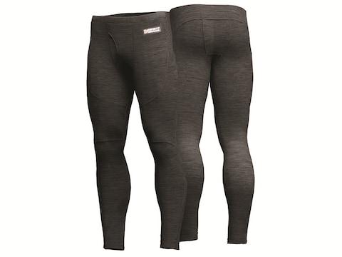 Mobile Warming Men's Primer Heated Base Layer Pants Polyester/Spandex Black