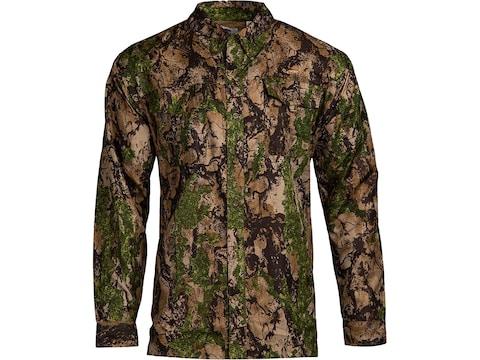 Natural Gear Men's Lightweight Vented Long Sleeve Shirt